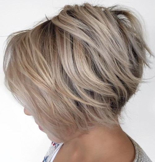 Short Hairstyles With Layers 15