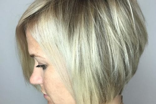 Short Hairstyles With Layers 18