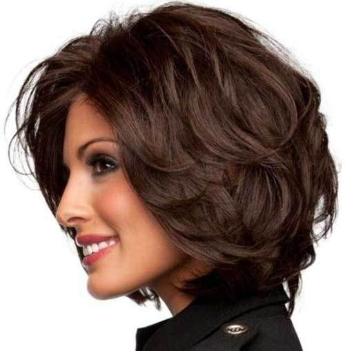 Short Hairstyles With Layers 19
