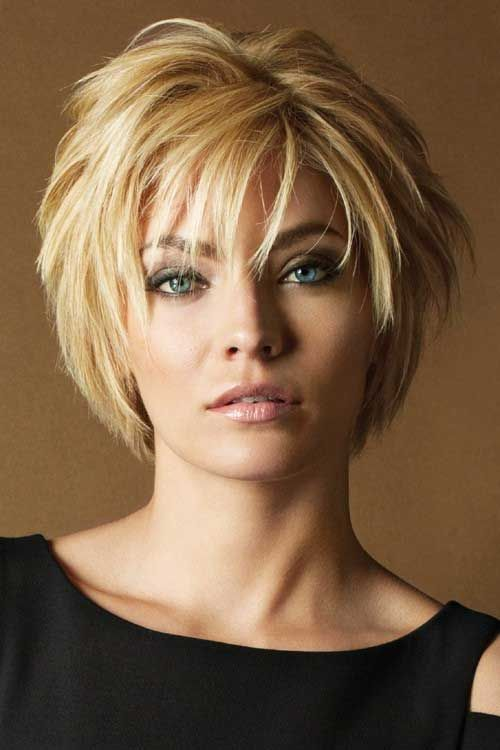 Short Hairstyles With Layers 2