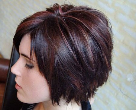 Short Hairstyles With Layers 20