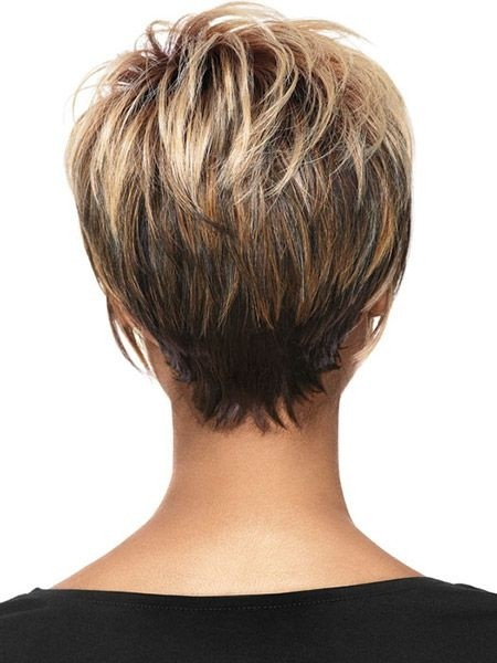 Short Hairstyles With Layers 21
