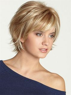 Short Hairstyles With Layers 24