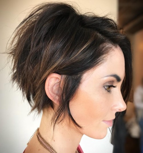 Short Hairstyles With Layers 25