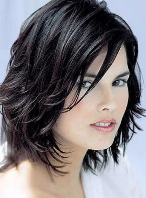 Short Hairstyles With Layers 26