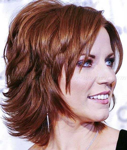 Short Hairstyles With Layers 27
