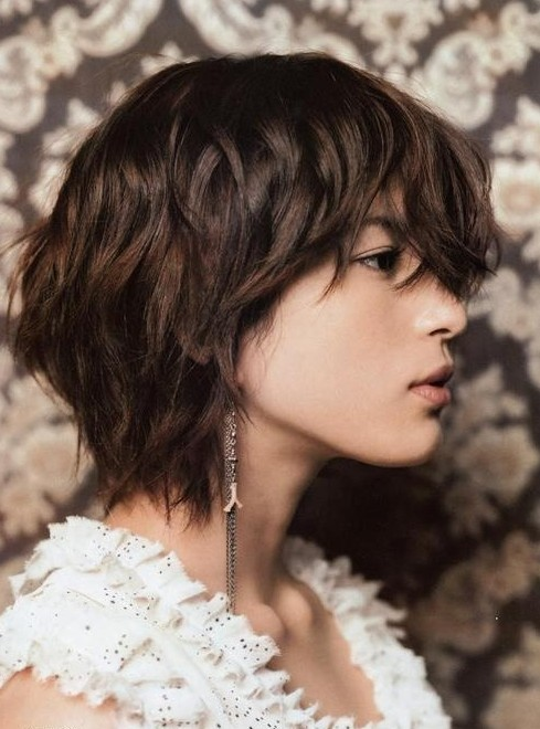 Short Hairstyles With Layers 28
