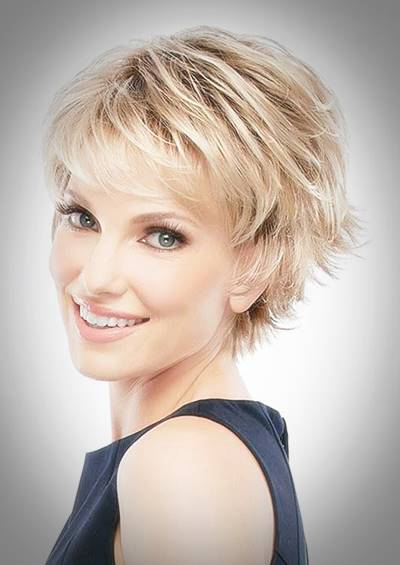 Short Hairstyles With Layers 32