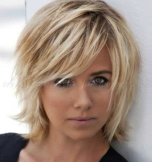 Short Hairstyles With Layers 33