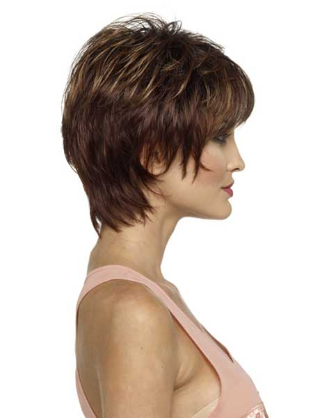 Short Hairstyles With Layers 35