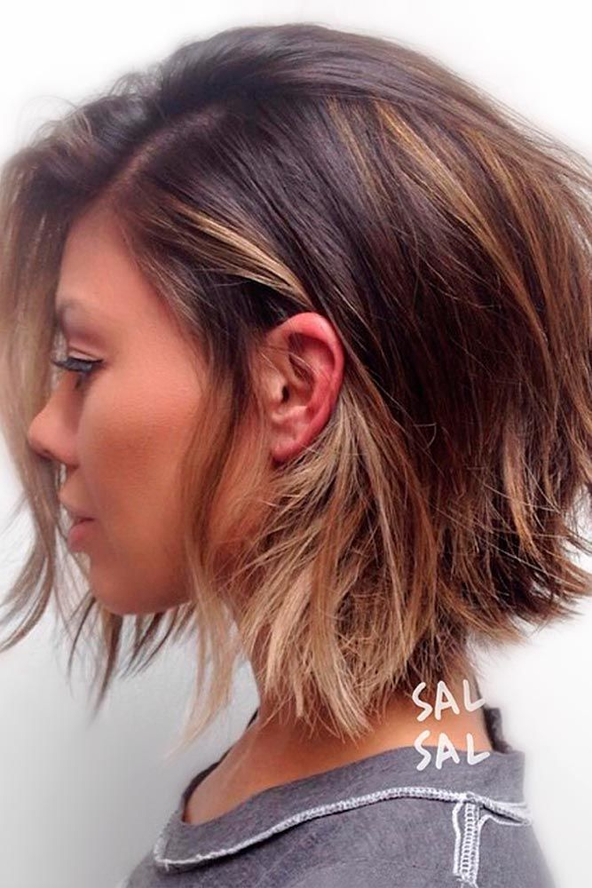 Short Hairstyles With Layers 37