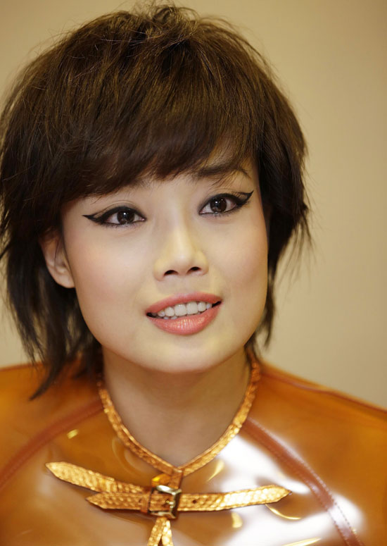Short Hairstyles With Layers 38