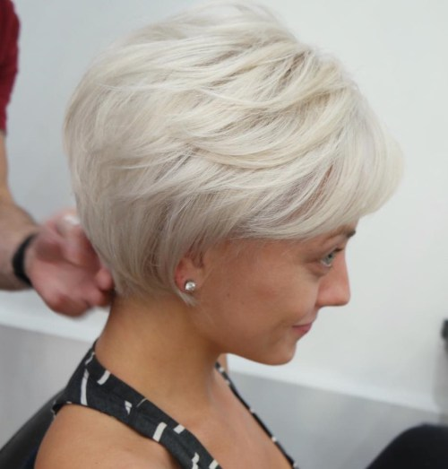 Short Hairstyles With Layers 39