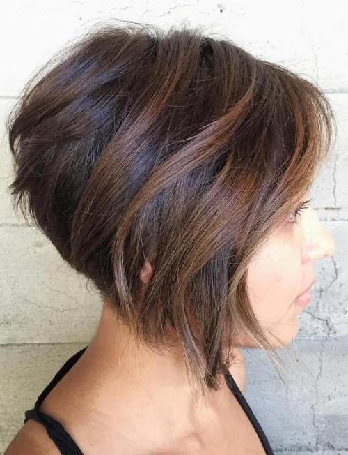 Short Hairstyles With Layers 4