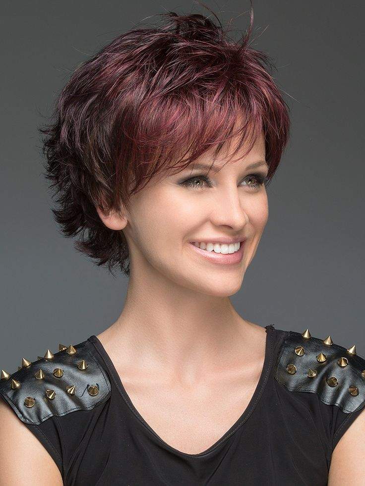 Short Hairstyles With Layers 41