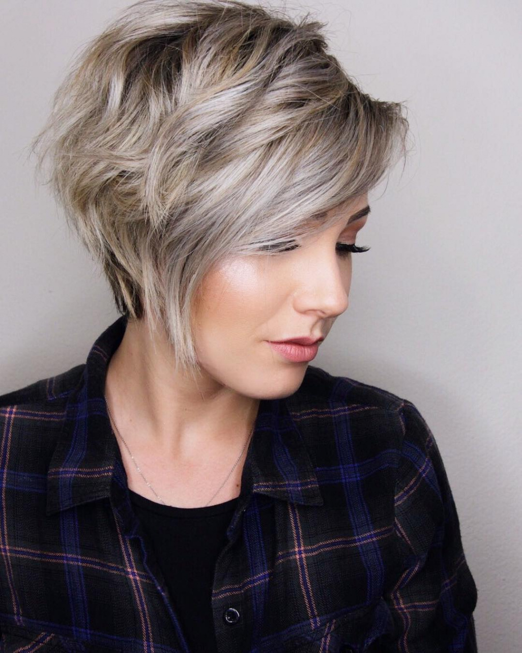 10 Trendy Layered Short Haircut Ideas For 2017 2018 'extra