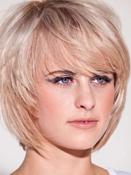 Short Hairstyles With Layers 49