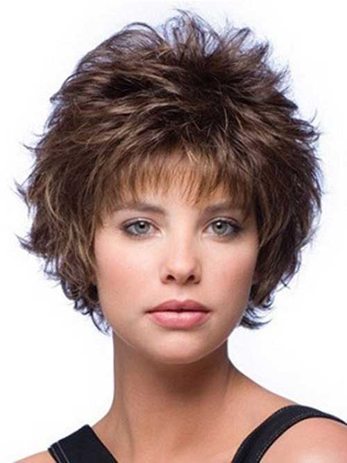 Short Hairstyles With Layers 5