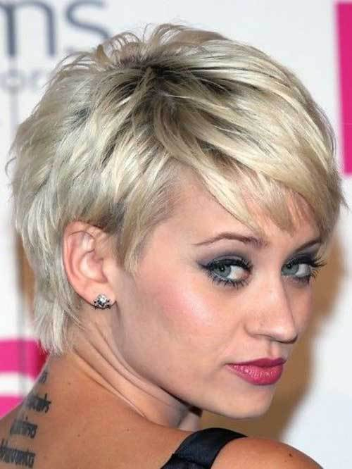 Short Hairstyles With Layers 50