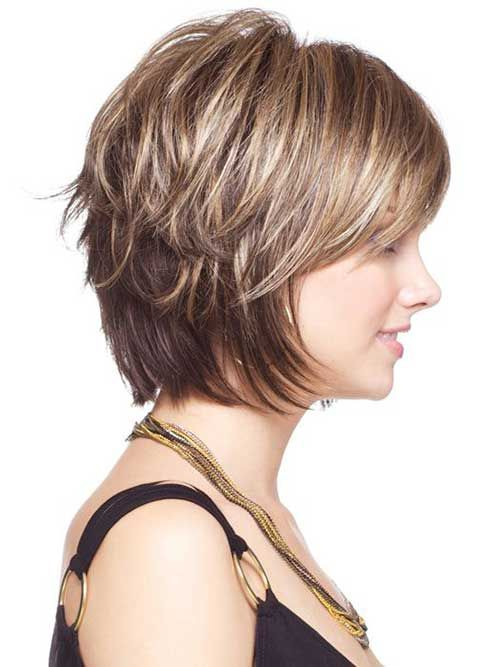Short Hairstyles With Layers 6