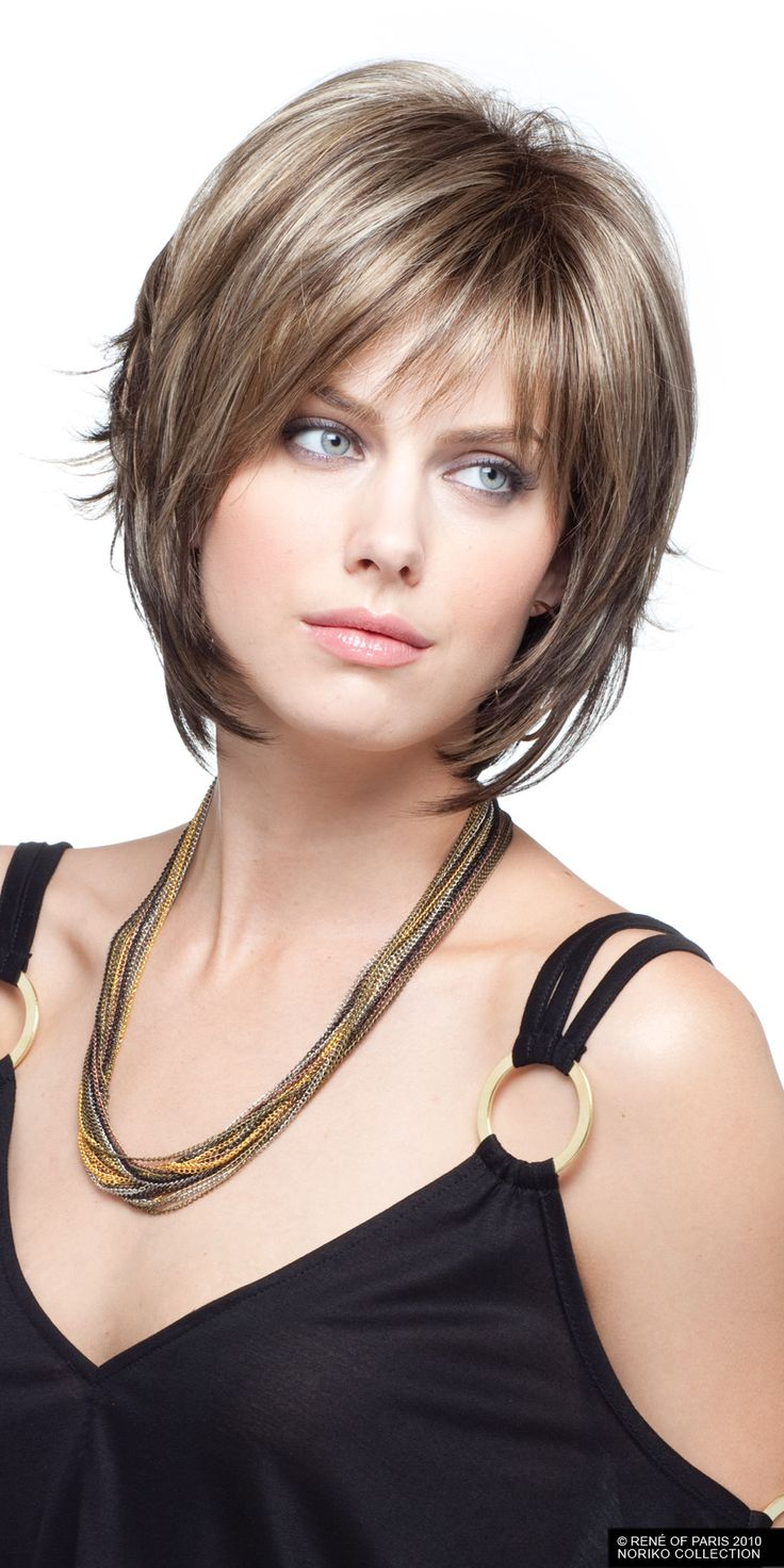 Short Hairstyles With Layers 7
