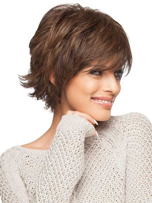 Short Hairstyles With Layers 8