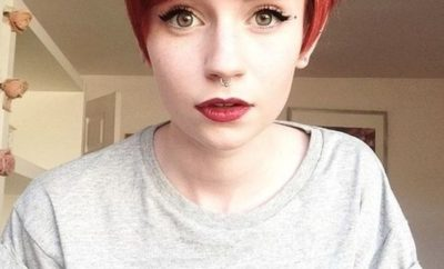 Short Punky Hair 18