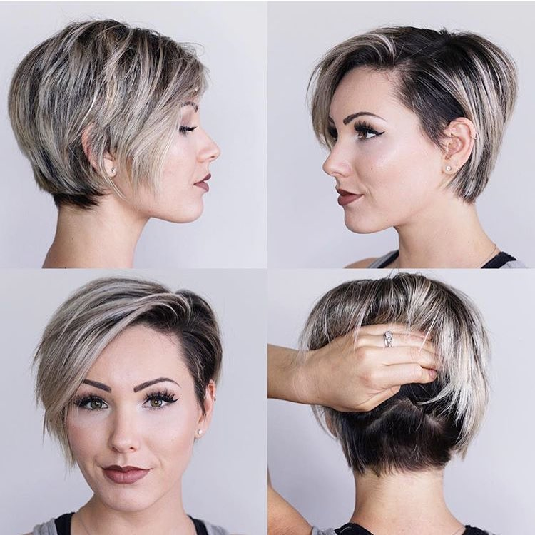 Very Short Female Hairstyles 20