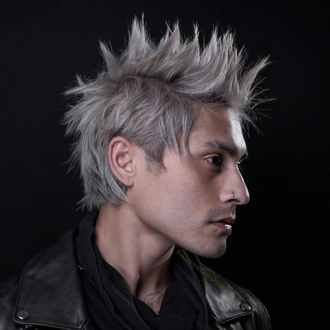 Andrewdoeshair Cool Hairstyles For Men Spikes Indy Emo 1 E1522175089702