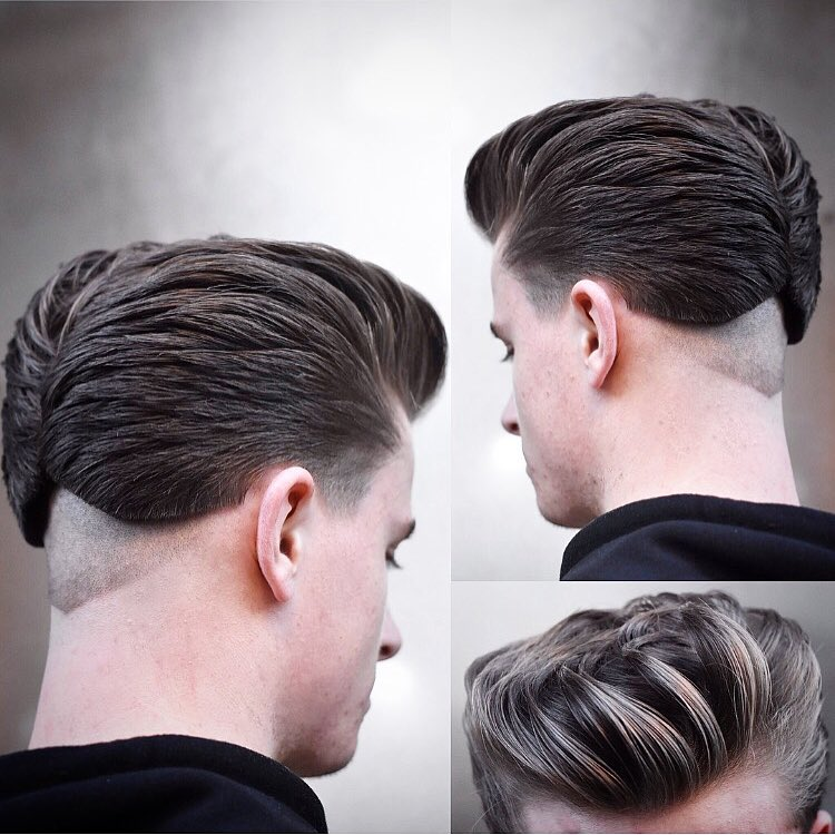 Barber.josh .o.p Neckline Hair Design 2018 Trends New Hairstyles For Men