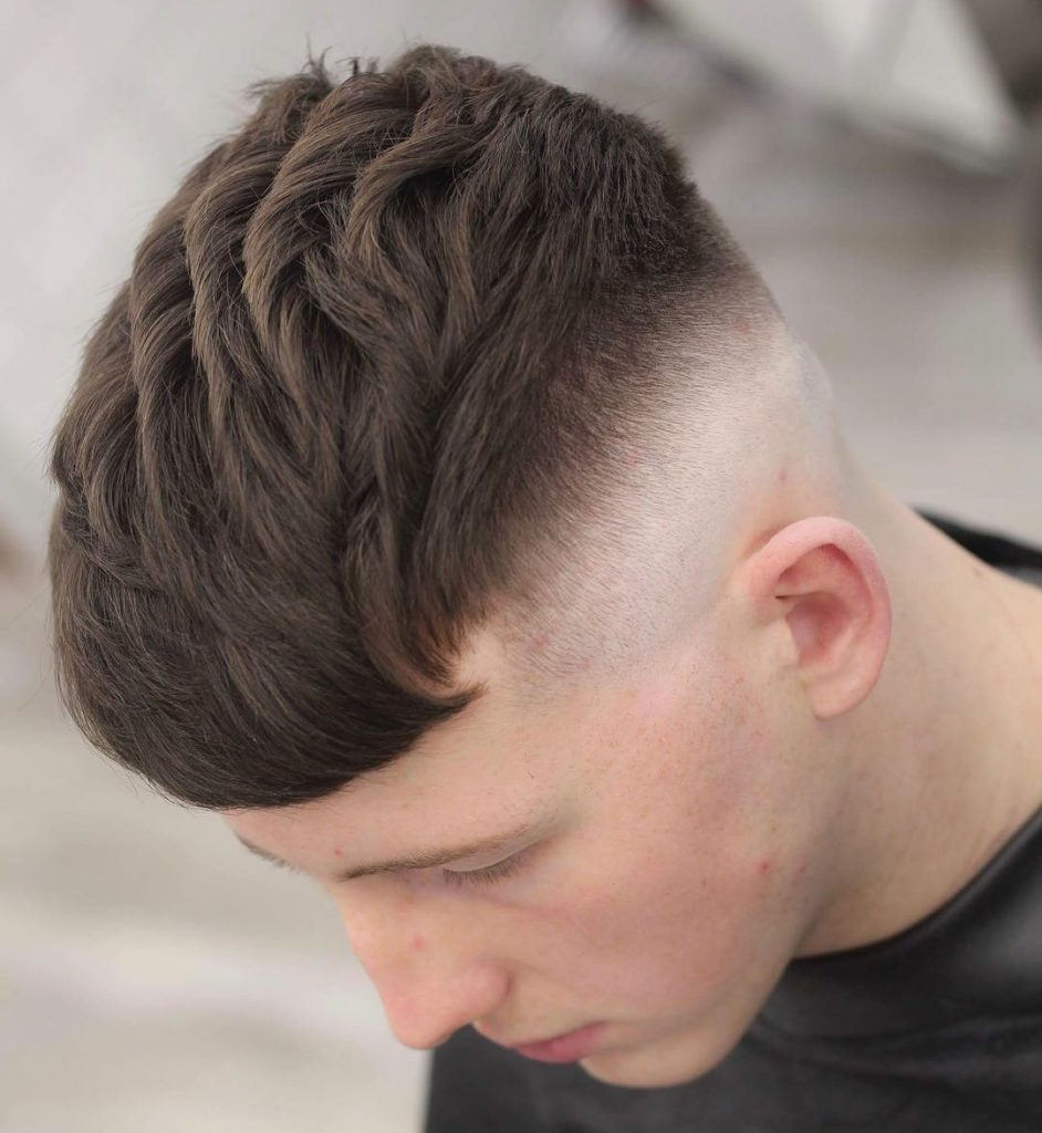 Jamie Barberdoo Crop Fade Haircut Thick Hair Short Mens Haircuts ...