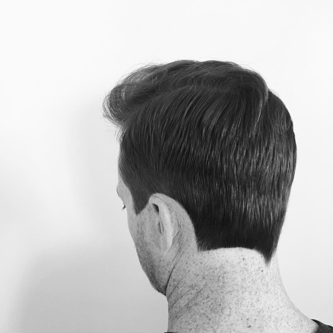 Jtnstylist Mens Hair Trends V Shaped Neckline
