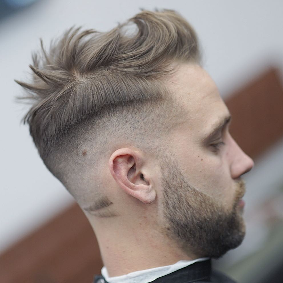 Titan Barber New Hairstyles For Men 2018 Hairstyles
