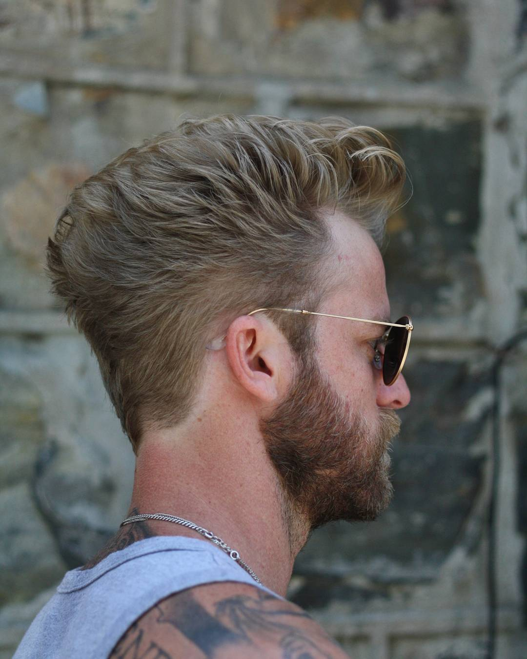We Married Hair Messy Textured Hairstyles For Men Modern Pomp