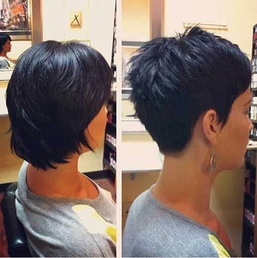 10.Pixie Hairstyle