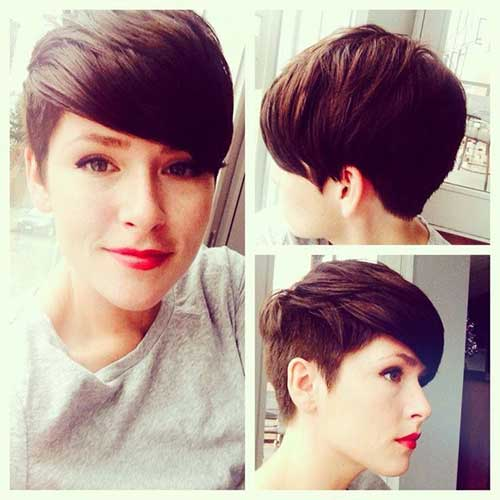 11. Short Modern Haircut