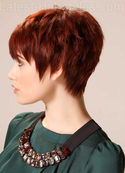 11.Pixie Hairstyle