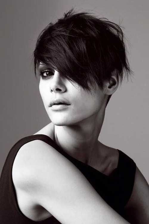 12. Short Hairstyle