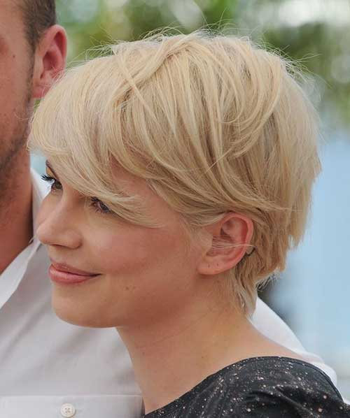12. Short Modern Haircut