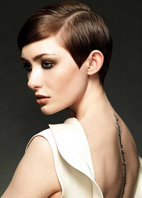 14. Womens Short Haircut