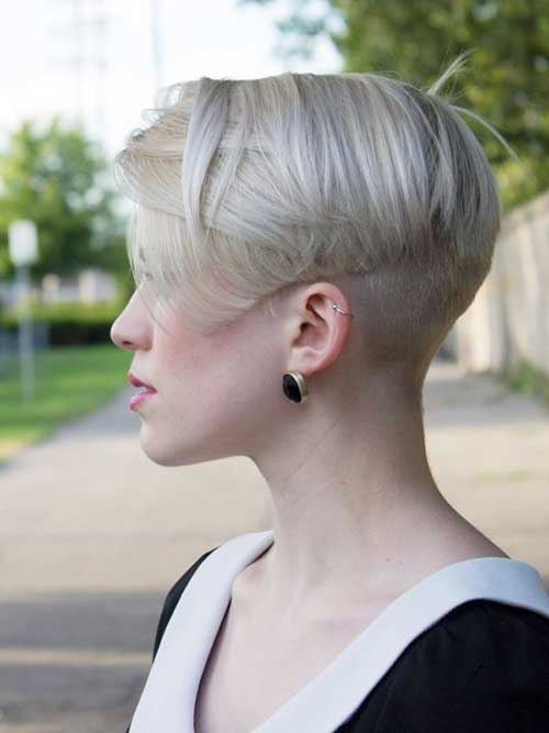 15. Short Haircut For Girls