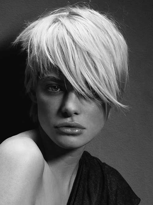 16. Short Hairstyle