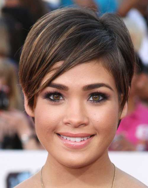17.Pixie Hairstyle