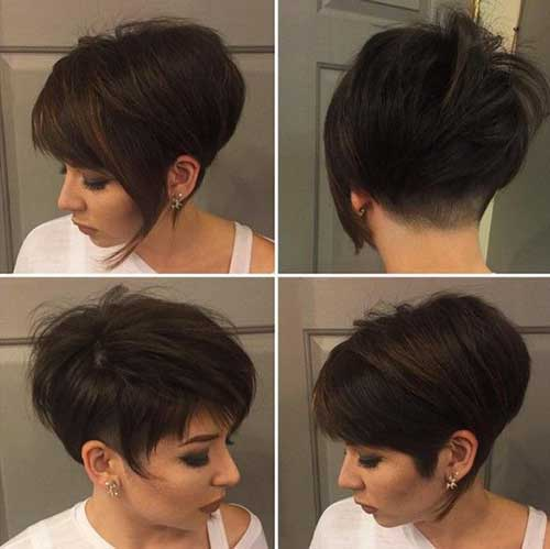 19. Short Haircut For Girls