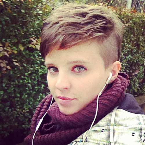 20. Womens Short Haircut