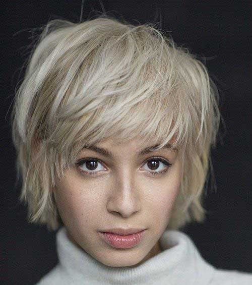 21. Short Hairstyle