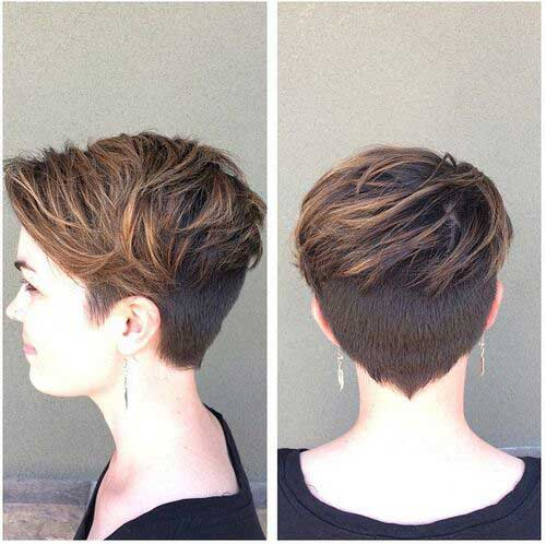 22. Short Hairstyle