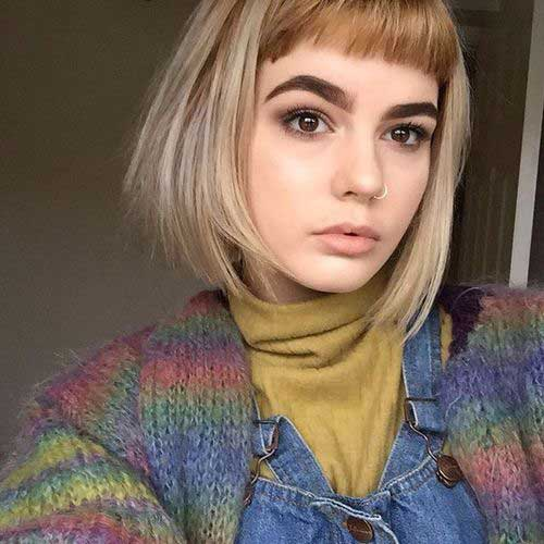 24. Womens Short Haircut