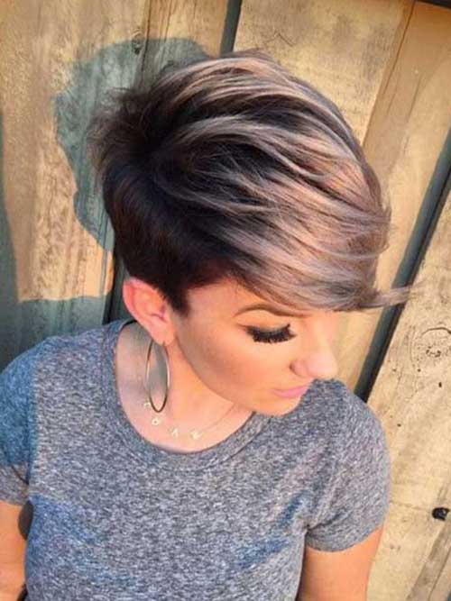 31.Pixie Hairstyle
