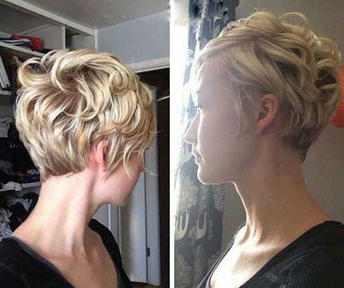 34.Pixie Hairstyle